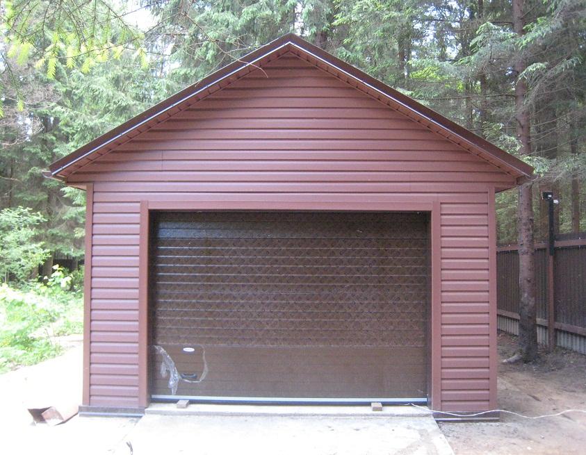 Привод ворот гаража