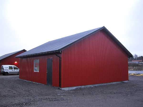 проект гаража - полная комплектация