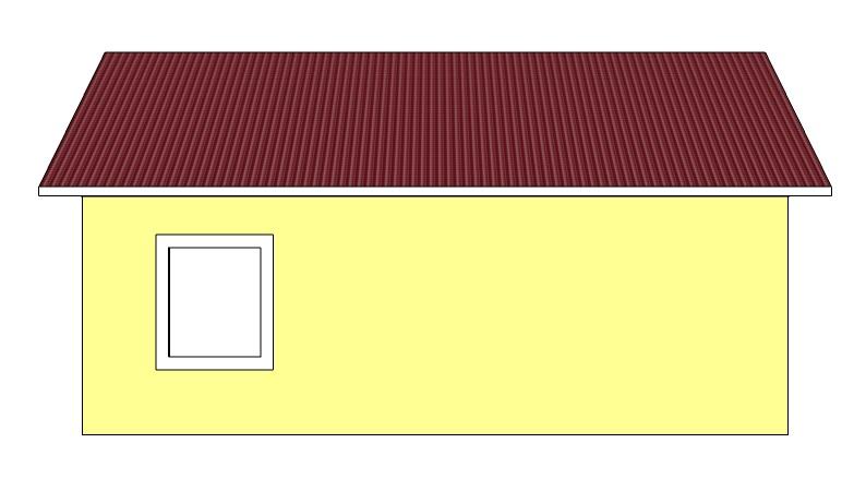 Гараж, пристроенный к дому