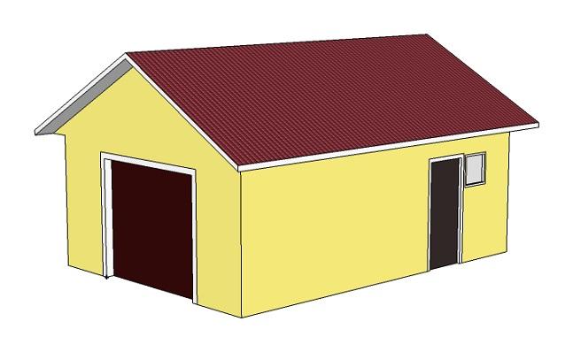 Типовой проект гаража куплю гараж производственная